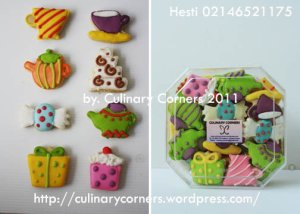 party time cookies